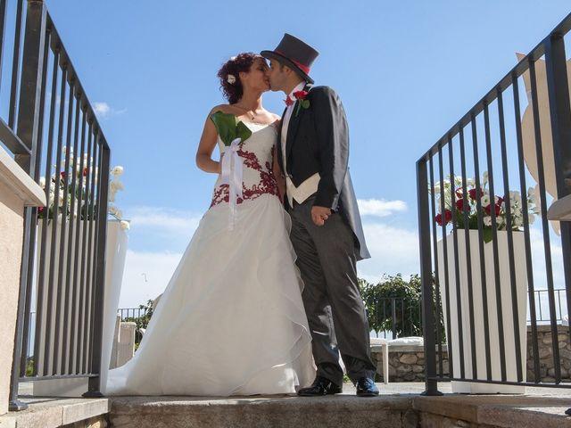 Il matrimonio di Michele Criscuolo e Silvia Benaglio a Calco, Lecco 243
