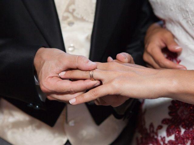 Il matrimonio di Michele Criscuolo e Silvia Benaglio a Calco, Lecco 246