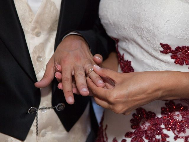 Il matrimonio di Michele Criscuolo e Silvia Benaglio a Calco, Lecco 247