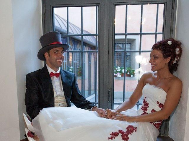 Il matrimonio di Michele Criscuolo e Silvia Benaglio a Calco, Lecco 248