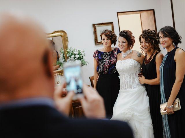 Il matrimonio di Vincenzo e Antonia a Catanzaro, Catanzaro 14