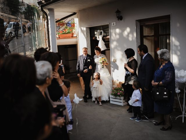 Il matrimonio di Vincenzo e Antonia a Catanzaro, Catanzaro 15