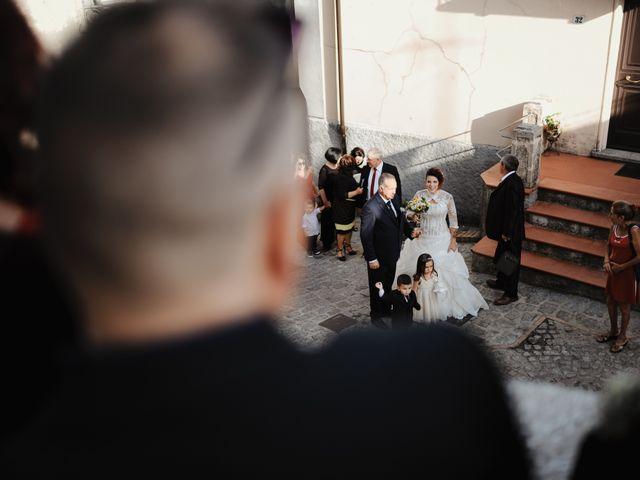 Il matrimonio di Vincenzo e Antonia a Catanzaro, Catanzaro 17