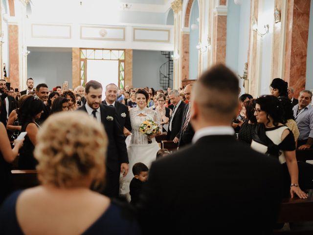 Il matrimonio di Vincenzo e Antonia a Catanzaro, Catanzaro 20