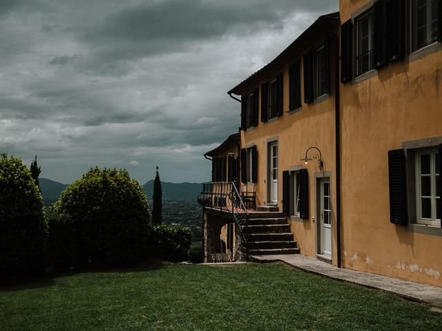 Il matrimonio di Steven e Emily a Lucca, Lucca 1