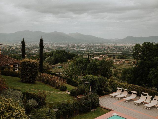 Il matrimonio di Steven e Emily a Lucca, Lucca 10