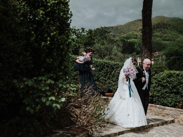 Il matrimonio di Steven e Emily a Lucca, Lucca 34