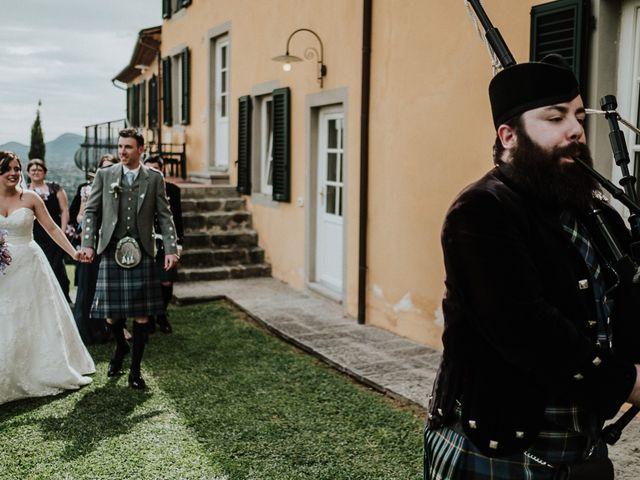 Il matrimonio di Steven e Emily a Lucca, Lucca 49
