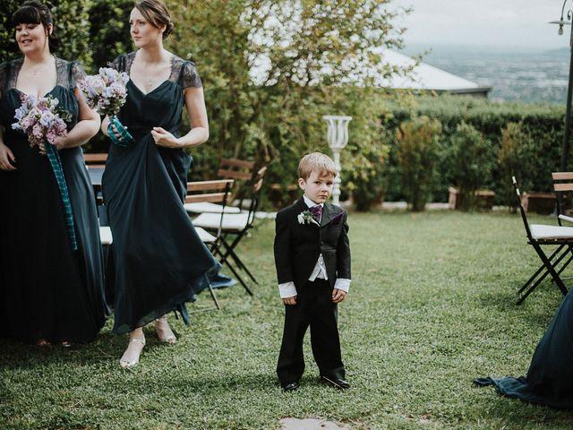 Il matrimonio di Steven e Emily a Lucca, Lucca 51