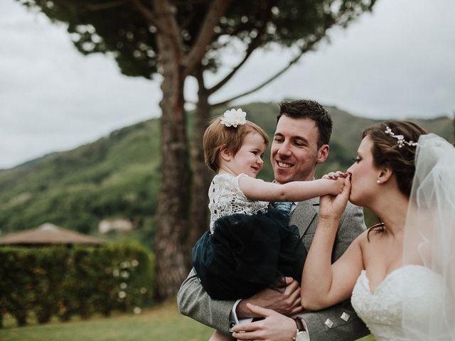 Il matrimonio di Steven e Emily a Lucca, Lucca 55