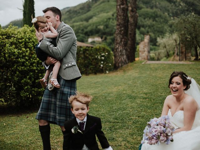 Il matrimonio di Steven e Emily a Lucca, Lucca 56