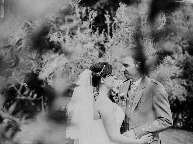 le nozze di Emily e Steven