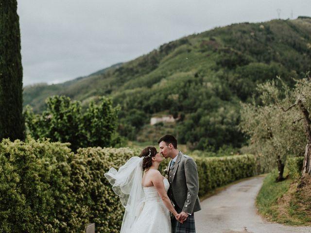 Il matrimonio di Steven e Emily a Lucca, Lucca 66
