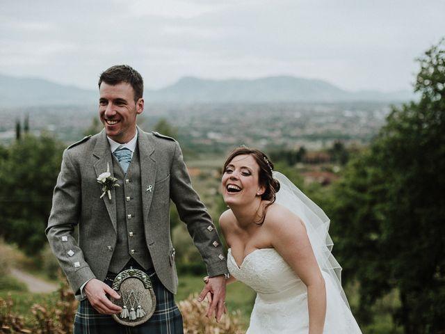 Il matrimonio di Steven e Emily a Lucca, Lucca 77