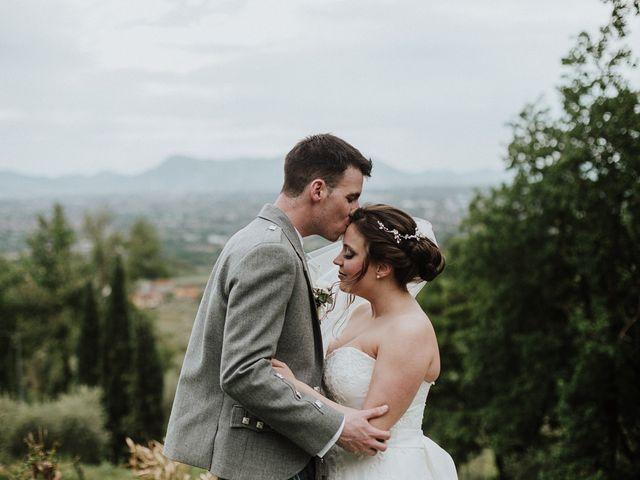Il matrimonio di Steven e Emily a Lucca, Lucca 78