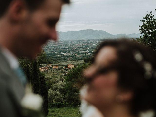 Il matrimonio di Steven e Emily a Lucca, Lucca 80