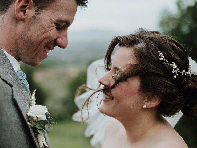 Il matrimonio di Steven e Emily a Lucca, Lucca 81