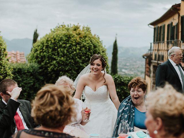 Il matrimonio di Steven e Emily a Lucca, Lucca 84