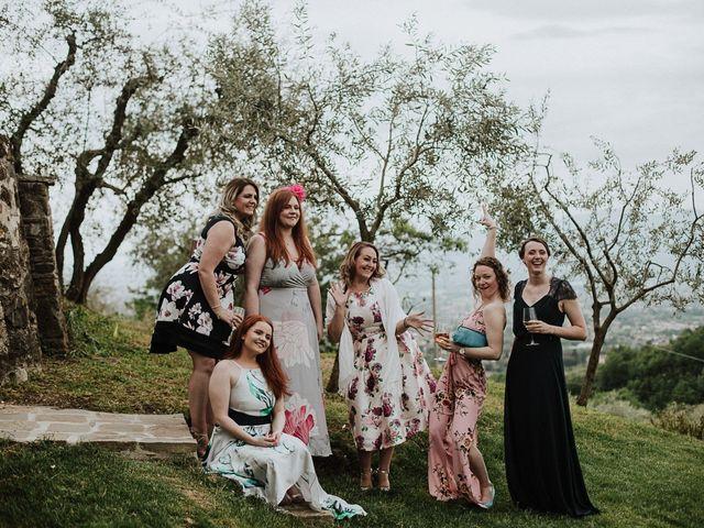 Il matrimonio di Steven e Emily a Lucca, Lucca 92