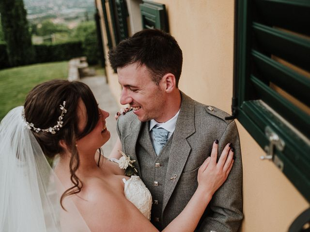 Il matrimonio di Steven e Emily a Lucca, Lucca 94