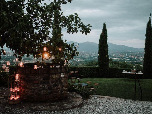 Il matrimonio di Steven e Emily a Lucca, Lucca 105