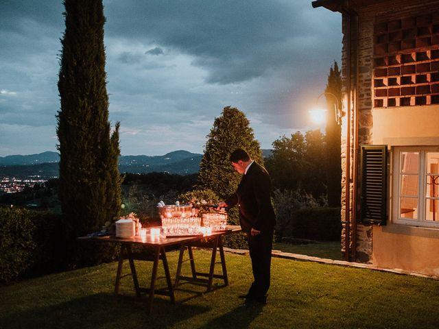 Il matrimonio di Steven e Emily a Lucca, Lucca 110