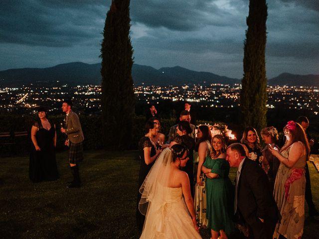 Il matrimonio di Steven e Emily a Lucca, Lucca 112