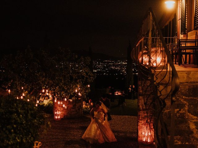 Il matrimonio di Steven e Emily a Lucca, Lucca 119