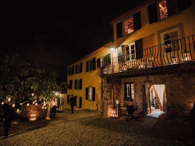 Il matrimonio di Steven e Emily a Lucca, Lucca 126