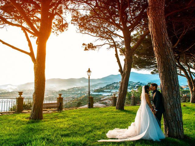 Il matrimonio di Marco e Laura a Sanremo, Imperia 1