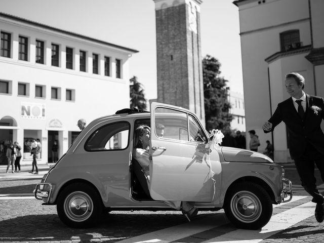 Il matrimonio di Leonardo e Cinzia a Treviso, Treviso 28