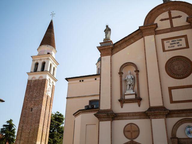 Il matrimonio di Leonardo e Cinzia a Treviso, Treviso 29