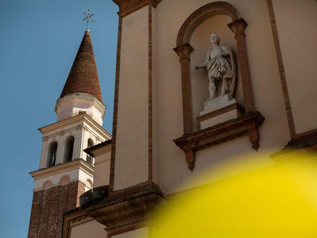 Il matrimonio di Leonardo e Cinzia a Treviso, Treviso 56