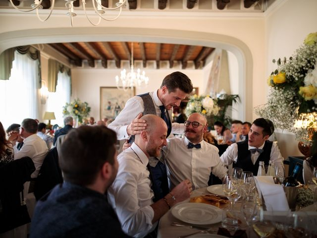 Il matrimonio di Leonardo e Cinzia a Treviso, Treviso 81