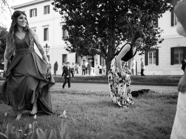Il matrimonio di Leonardo e Cinzia a Treviso, Treviso 99