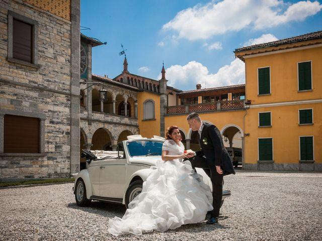 Le nozze di Carmen e Luca