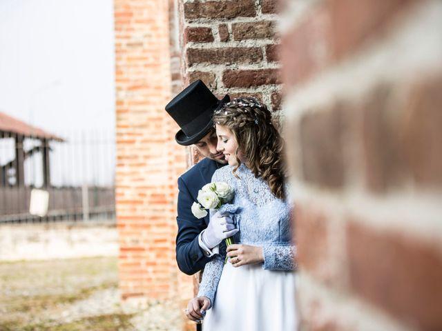 Il matrimonio di Maurizio e Chiara a Cavour, Torino 7
