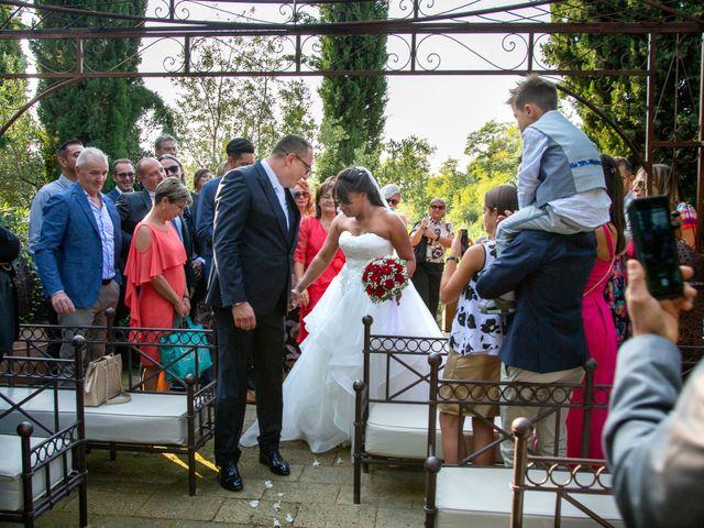 Il matrimonio di Norelys e Alex a Cavaion Veronese, Verona 28