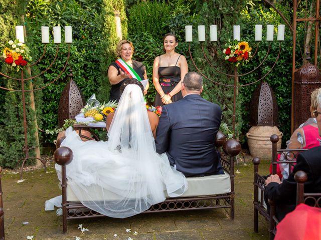 Il matrimonio di Norelys e Alex a Cavaion Veronese, Verona 30