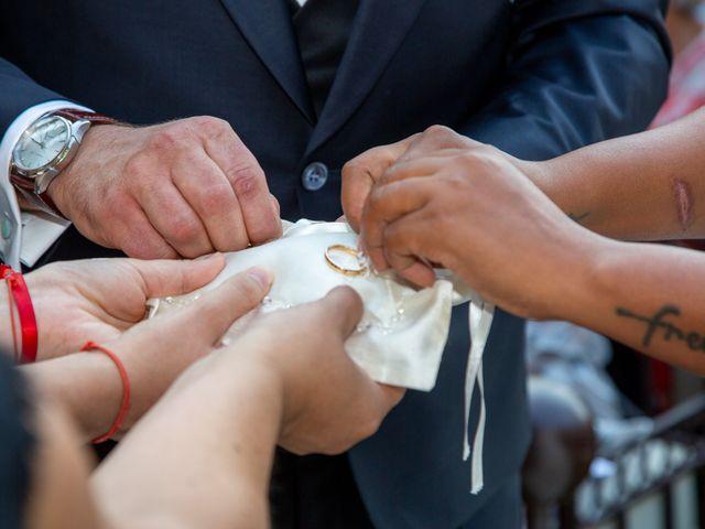 Il matrimonio di Norelys e Alex a Cavaion Veronese, Verona 33