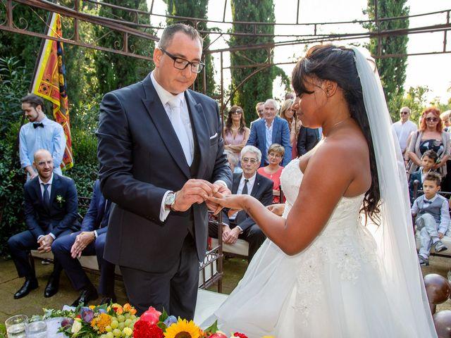 Il matrimonio di Norelys e Alex a Cavaion Veronese, Verona 35