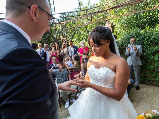 Il matrimonio di Norelys e Alex a Cavaion Veronese, Verona 36
