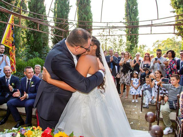 Il matrimonio di Norelys e Alex a Cavaion Veronese, Verona 39