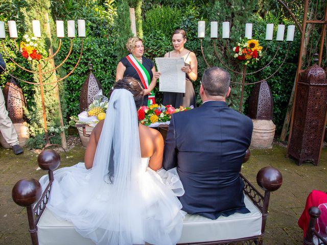 Il matrimonio di Norelys e Alex a Cavaion Veronese, Verona 44