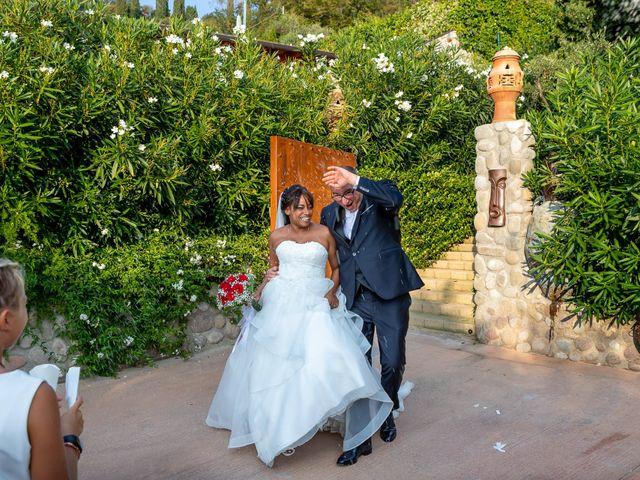 Il matrimonio di Norelys e Alex a Cavaion Veronese, Verona 47