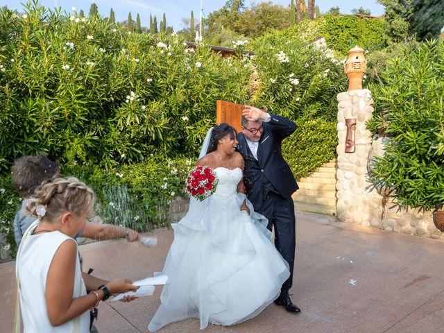 Il matrimonio di Norelys e Alex a Cavaion Veronese, Verona 48