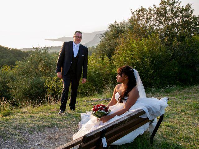 Il matrimonio di Norelys e Alex a Cavaion Veronese, Verona 52