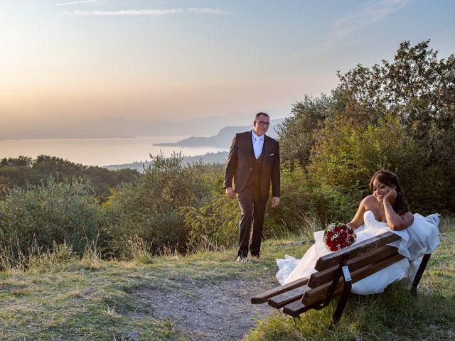 Il matrimonio di Norelys e Alex a Cavaion Veronese, Verona 53