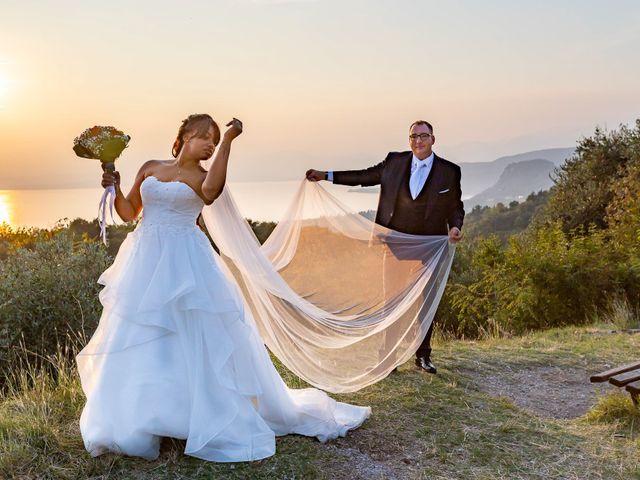Il matrimonio di Norelys e Alex a Cavaion Veronese, Verona 59