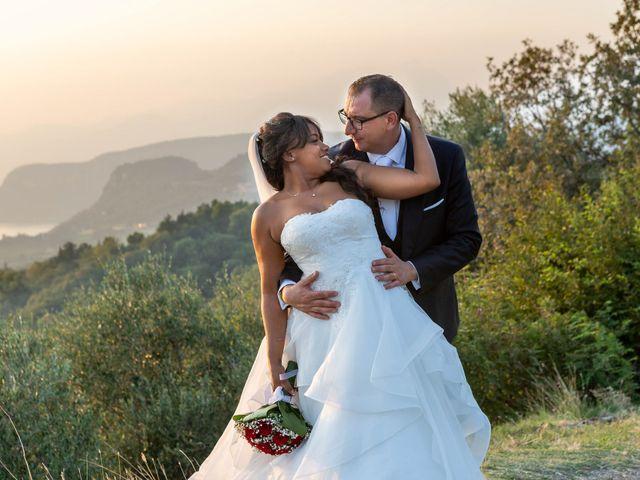Il matrimonio di Norelys e Alex a Cavaion Veronese, Verona 63